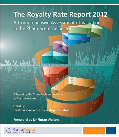 The Royalty Rate Report 2012