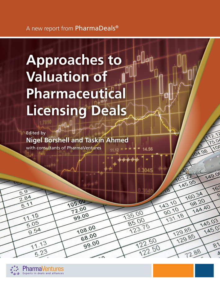 Approaches to Valuation of Pharmaceutical Licensing Deals